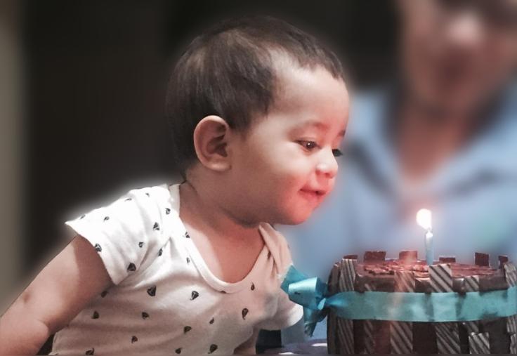 1er Cumpleaños de Mateo