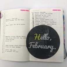 ¡Hola febrero!