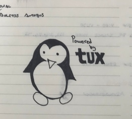 Powered by TUX