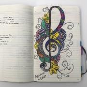 Música a colores